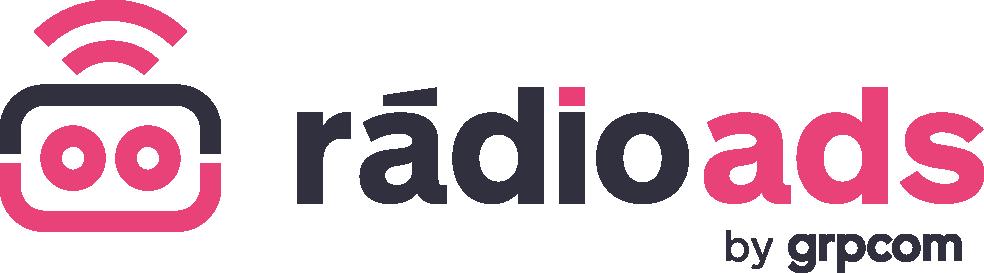 Logo Rádioads rodapé