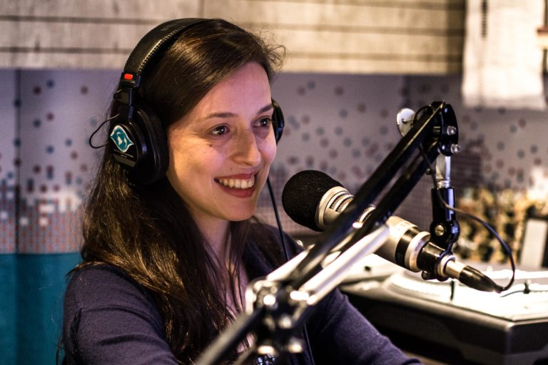 publicidade no rádio
